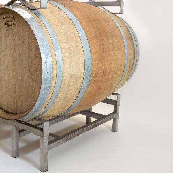 Weinfassgestell Unterlager