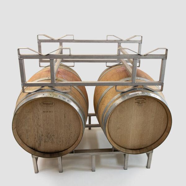 Weinfassgestell gebraucht